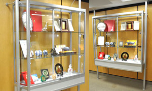 Custom Made Museum Display Cabinets
