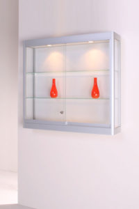 Large selection of Jewelry Display Cases